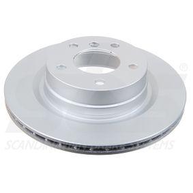 Bremsscheibe Bremsscheibendicke: 20,00mm, Felge: 5,00-loch, Ø: 300mm mit OEM-Nummer 34 21 6 764 651