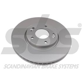 2019 Kia Sportage Mk3 1.7 CRDi Brake Disc 1815313422