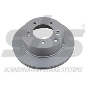 Bremsscheibe Bremsscheibendicke: 20,00mm, Felge: 5,00-loch, Ø: 315mm mit OEM-Nummer 5 841 13 E300