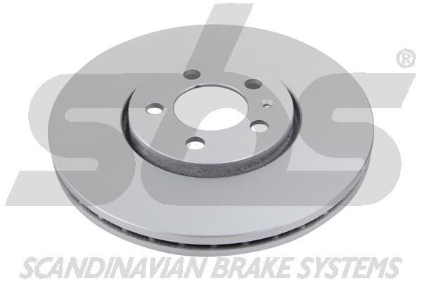 Bremsscheiben 1815314760 sbs 1815314760 in Original Qualität