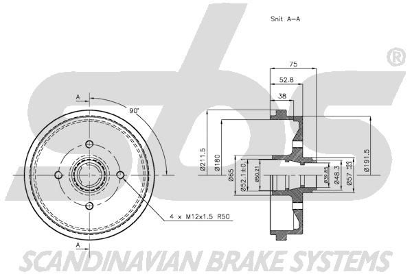 Bremstrommeln sbs 1825254708 Erfahrung