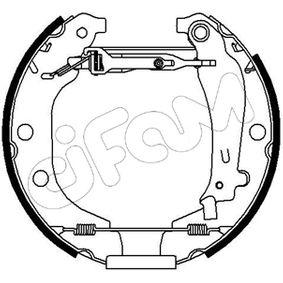 Bremsbackensatz Breite: 40mm mit OEM-Nummer 42416W
