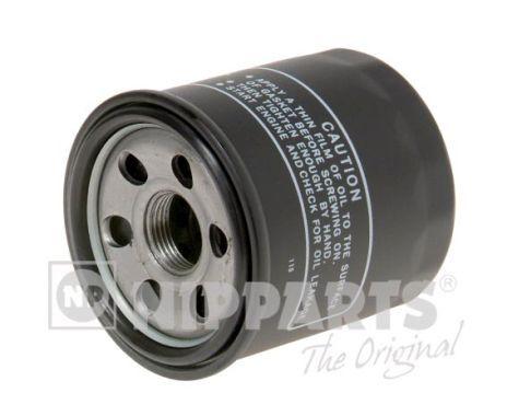 NIPPARTS  J1310500 Olejový filtr R: 68mm, Vnější průměr 2: 64,0mm, Vnitřni průměr 2: 56,0mm, Výška: 75mm