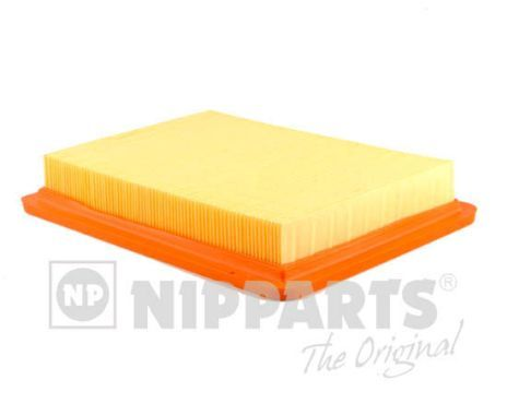 NIPPARTS  J1320502 Air Filter Inner Length: 223mm, Outer Length: 257mm, Outer Width: 180mm, Height: 40mm