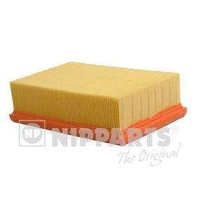 Air Filter Length: 240mm, Width: 141mm, Height: 58mm, Length: 240mm with OEM Number 1654 6BN 701
