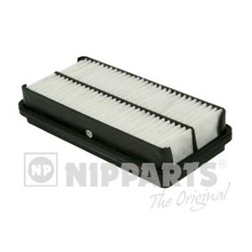 NIPPARTS  J1322081 Air Filter Length: 310mm, Width: 155mm, Height: 61mm, Total Length: 309,0mm, Length: 153,5mm