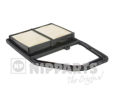 NIPPARTS  J1324041 Filtro de aire Long. int.: 174mm, Long. ext.: 317mm, Ancho exterior: 199mm, Altura: 38mm