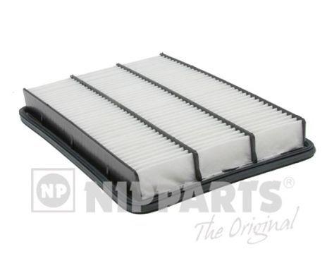 NIPPARTS  J1325042 Filtro de aire Long. int.: 330mm, Long. ext.: 360mm, Ancho exterior: 238mm, Altura: 47mm