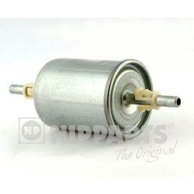 Touran 1T1, 1T2 2.0FSI Kraftstofffilter NIPPARTS J1330901 (2.0 FSI Benzin 2005 AXW)