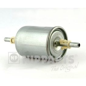 Fuel filter Height: 164mm with OEM Number 25121074