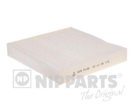 Filtro, aire habitáculo NIPPARTS J1348004 conocimiento experto