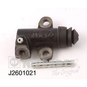 Nehmerzylinder, Kupplung Ø: 17,5mm mit OEM-Nummer 306202T010