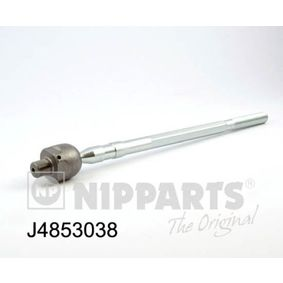 NIPPARTS  J4853038 Tie Rod Axle Joint Length: 289,2mm