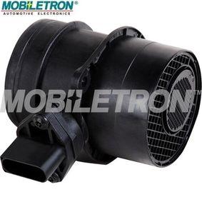 MOBILETRON Luftmassenmesser MA-F001 für AUDI A4 (8E2, B6) 1.9 TDI ab Baujahr 11.2000, 130 PS