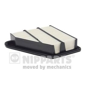 NIPPARTS  N1324075 Air Filter Length: 235mm, Width: 229mm, Height: 47mm