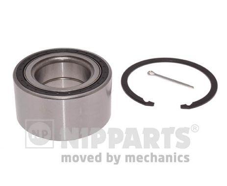 NIPPARTS  N4700515 Wheel Bearing Kit Ø: 78mm, Inner Diameter: 42mm