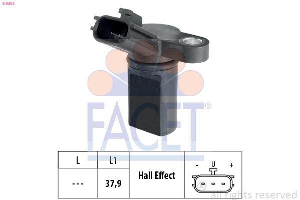 Image of FACET Generatore di impulsi, Albero a gomiti 8012510235201