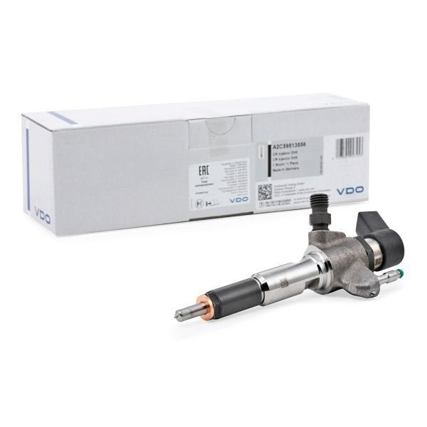 Inyector de Combustible VDO A2C59513556 conocimiento experto