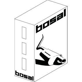 Montagesatz, Abgasanlage VW PASSAT Variant (3B6) 1.9 TDI 130 PS ab 11.2000 BOSAL Montagesatz, Schalldämpfer (093-456) für