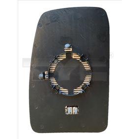 Spiegelglas, Außenspiegel mit OEM-Nummer 963655132R