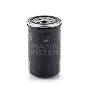 2010 KIA Ceed ED 2.0 CRDi 140 Oil Filter W 8011