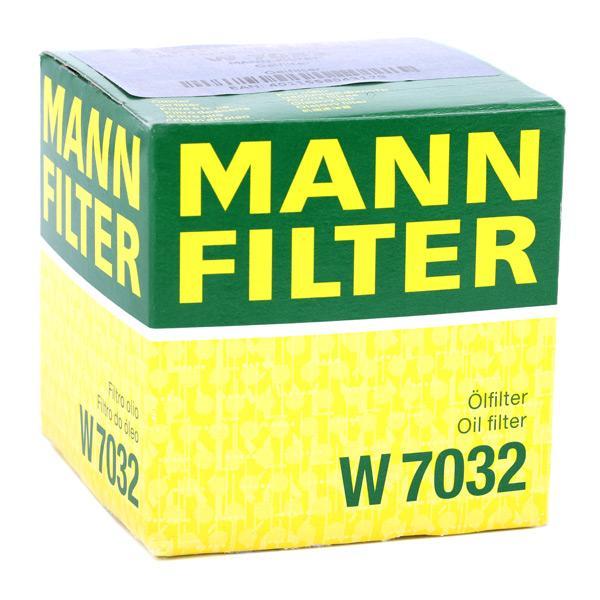 Artikelnummer W 7032 MANN-FILTER Preise