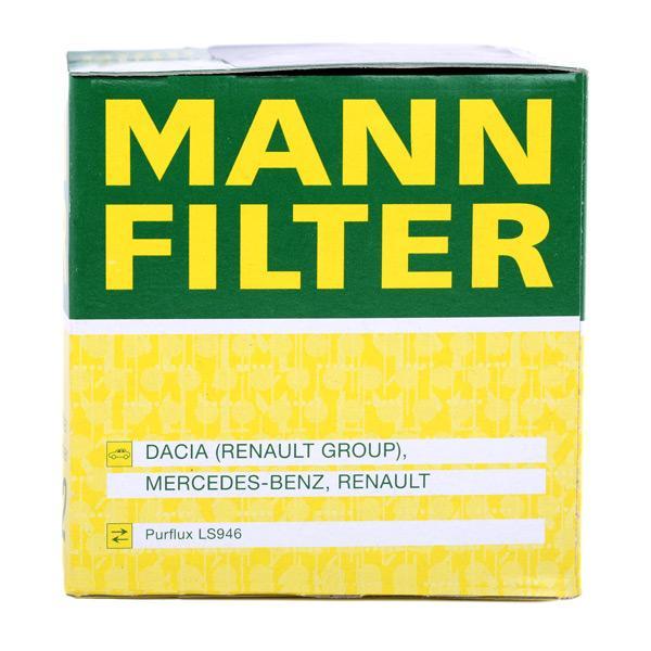 MANN-FILTER Art. Nr W 7032 favoravelmente