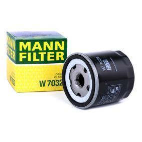 MANN-FILTER W7032 Erfahrung