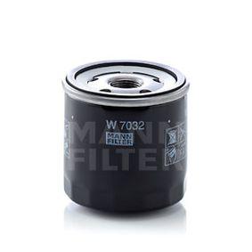 MANN-FILTER W7032 EAN:4011558043179 Shop