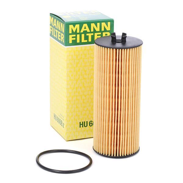 Filter MANN-FILTER HU6008z Erfahrung
