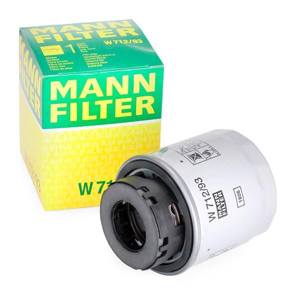 Filter MANN-FILTER W 712/93 4011558041373