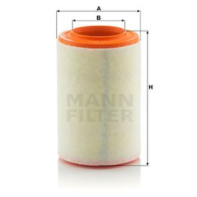 MANN-FILTER C15007 EAN:4011558026349 Shop