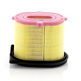 MANN-FILTER  C 23 220 Luftfilter Länge: 170mm, Breite: 230mm, Höhe: 165mm