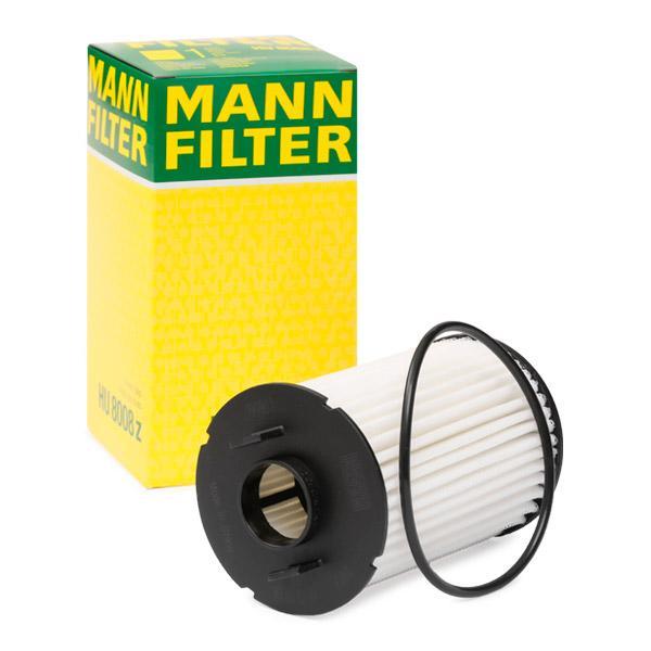 Ölfilter MANN-FILTER HU8008z Erfahrung