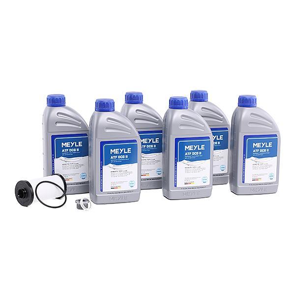Kit piezas, cambio aceite caja automática MEYLE 100 135 0102 evaluación