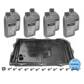 Teilesatz, Ölwechsel-Automatikgetriebe ZF mit OEM-Nummer 24117604960