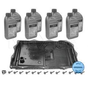 Parts Kit, automatic transmission oil change 8HP70, 8HP45, ZF with OEM Number 2411 8 612 901