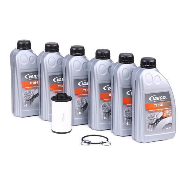 Ölwechselkit Automatikgetriebe VAICO 02E398051 4046001613555