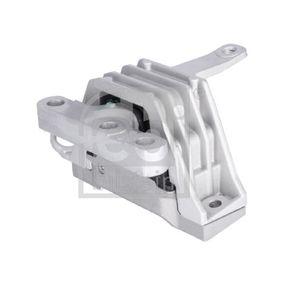 FEBI BILSTEIN  40453 Lagerung, Motor EPDM (Ethylen-Propylen-Dien-Kautschuk), Aluminium