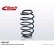 Amortiguación LAGUNA Coupé (DT0/1): F117501005HA EIBACH Single Spring Pro-Kit