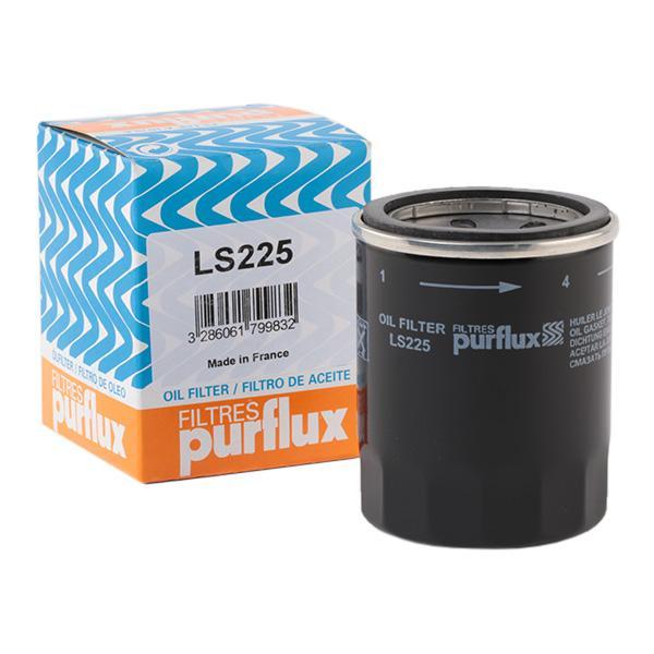 Ölfilter PURFLUX LS225 Erfahrung