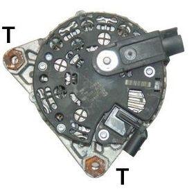 Lichtmaschine Rippenanzahl: 6 mit OEM-Nummer LR0 02899