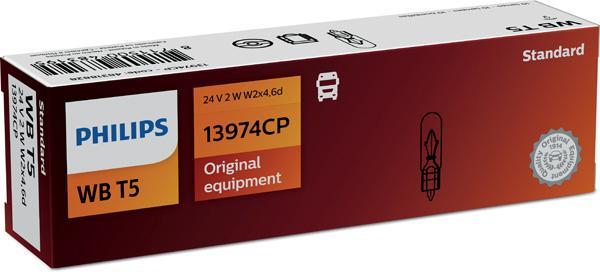 Bulb, instrument lighting PHILIPS 48318828 rating