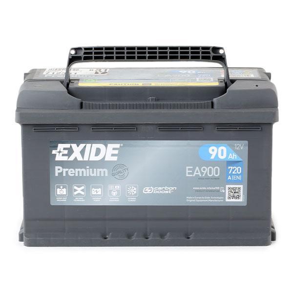 Akku EXIDE EA900 Erfahrung