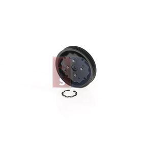 Acoplamiento magnético, compresor del aire acondicionado con OEM número 4B0260805G