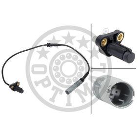 Sensor, Raddrehzahl mit OEM-Nummer 1182159