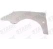 PEUGEOT 206 CC (2D) 2.0 S16 de Année 09.2000, 136 CH: Aile 038-06-201 des STARK