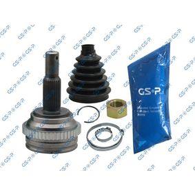 GSP  809040 Gelenksatz, Antriebswelle Außenverz.Radseite: 26, Innenverz. Radseite: 23, Zähnez. ABS-Ring: 46