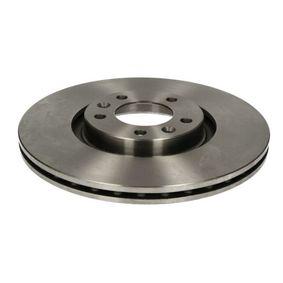 Bremsscheibe Bremsscheibendicke: 22,0mm, Lochanzahl: 5, Ø: 302mm, Ø: 302mm mit OEM-Nummer 9687990780