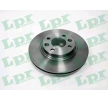OEM Disque de frein LPR R1062V